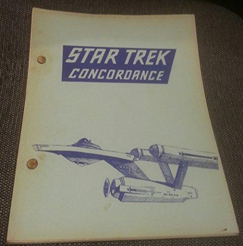 Star Trek Concordance (Star Trek 1969)