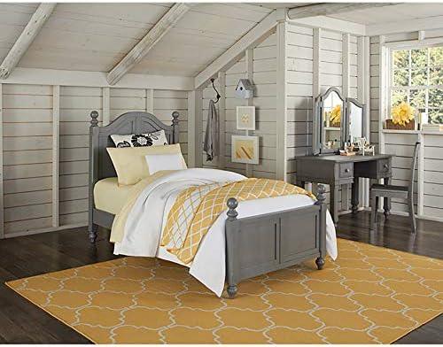 NE Kids Lake House Payton Twin Arch Bed