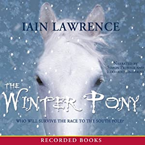 The Winter Pony Audiobook