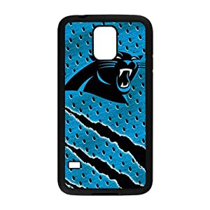 Carolina Panthers Design Stylish High Quality Comstom Protective case cover For Samsung Galaxy S5