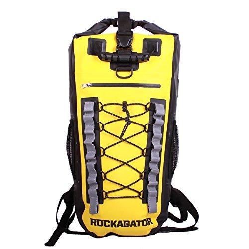 Rockagator Mochila Impermeable – 40 litros HYDRIC Series a Prueba de Agua Flotante Bolsa Seca riel Pack para Canoa, Kayak o...