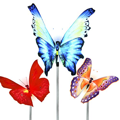 Very Pretty Butterfly Solar Lights