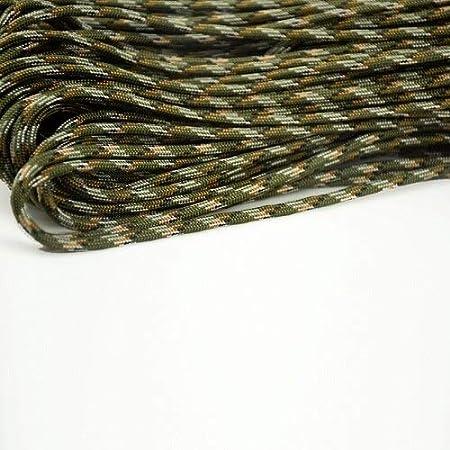 RYHCDSD Cuerda 27 Colores 100m 550 Cordón Cordón Cuerda Tipo ...