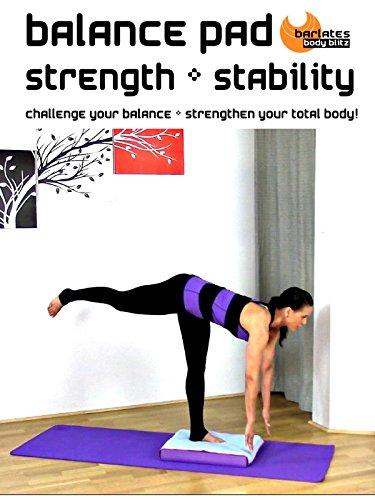 Barlates Body Blitz Balance Pad Strength and Stability