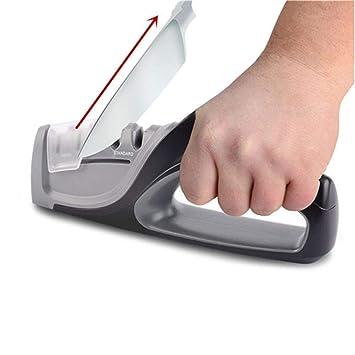 Afilador de cuchillos de cocina profesional 4 etapas Sharp ...