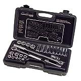 proto tool set - Blackhawk By Proto 1226NB 6-Point Drive Socket Set, 1/2-Inch, 26-Piece