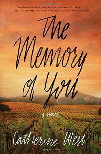 The Memory of You by Catherine West | book review