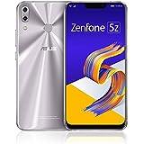 ASUS(エイスース) ASUS ZenFone 5Z (ZS620KL) スペースシルバー6.2インチ SIMフリースマートフォン[メモリ 6GB/ストレージ 128GB] ZS620KL-SL128S6
