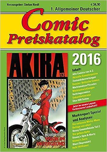 1. Allgemeiner Deutscher Comic-Preiskatalog: Amazon.de: Stefan ...