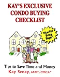 img - for KAY'S EXCLUSIVE CONDO BUYING CHECKLIST book / textbook / text book