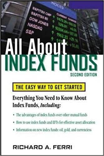 all about index funds the easy way to get started all about series
