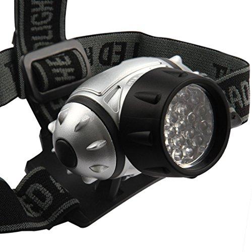 VIVOSUN 2 Pack 19-bulb High Intensity LED Green Light Grow Room Headlight by VIVOSUN (Image #5)
