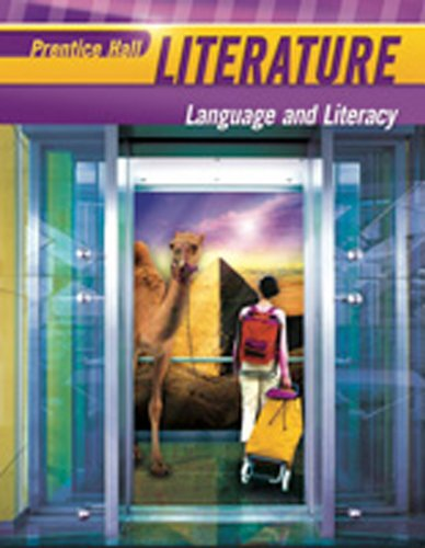 PRENTICE HALL LITERATURE 2010 ALL-IN-ONE WORKBOOK GRADE 10