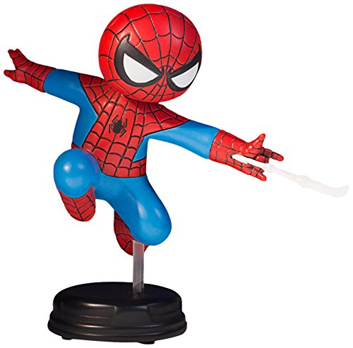 Marvel Spider-Man Animated Collectible Statue ()