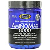 Gaspari Nutrition Amino Max 8000 Tablets, 350 Count