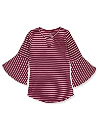 Star Ride Girls' L/S Top
