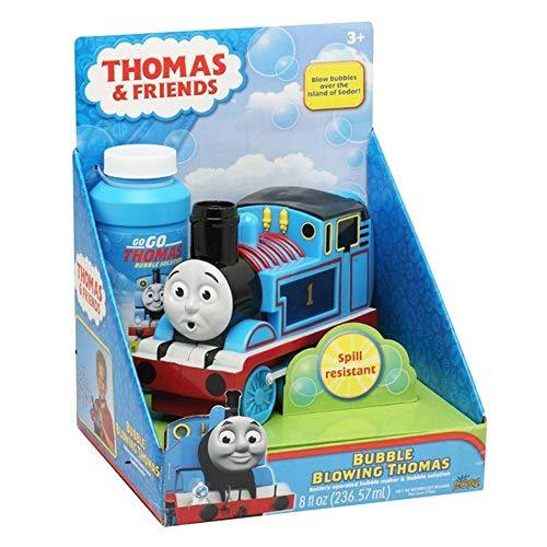 Thomas the Tank Engine Bubble Blowing Thomas