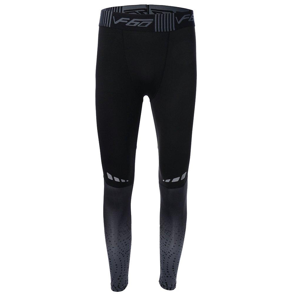 laamei Pantaloni Sportivi Uomo Pantaloni Fitness Abbigliamento Sportivo Compressione Leggings Sport Pants for Gym Jogging Running, XXL