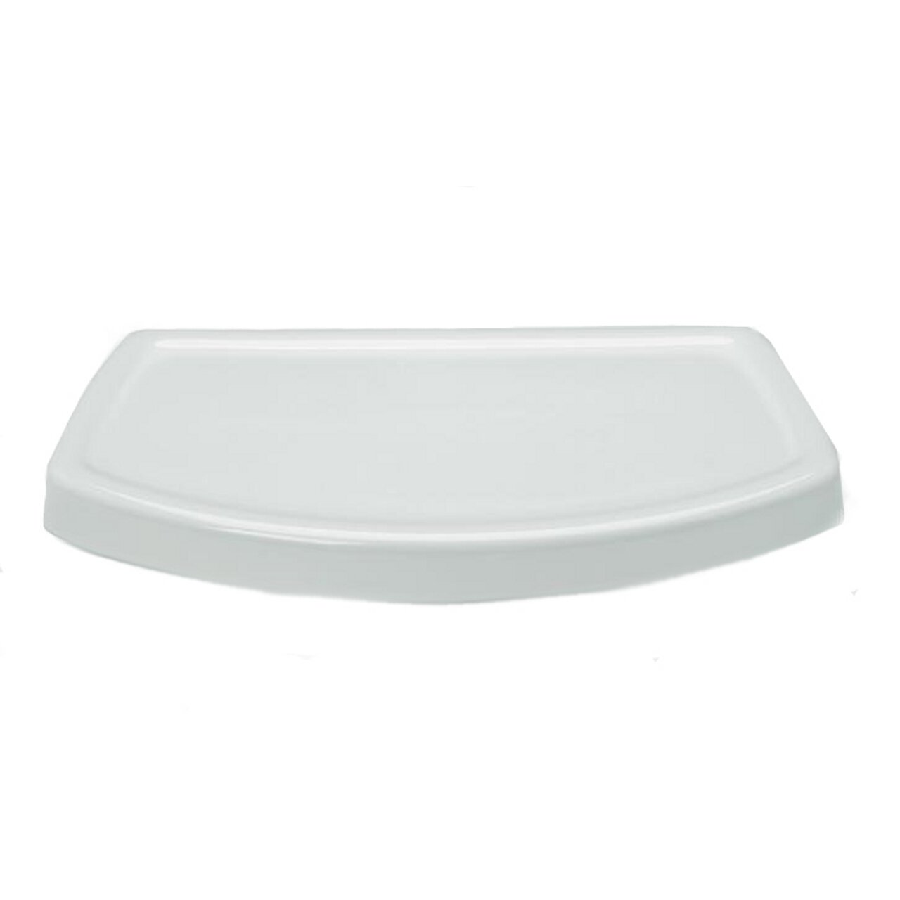 """American Standard 735122-400.020 Cadet 10"""" Toilet Lid for Right-Height and Compact Models, White"""