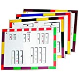 HenBea - 858 - Jeu mathématique - Cartes d'activités