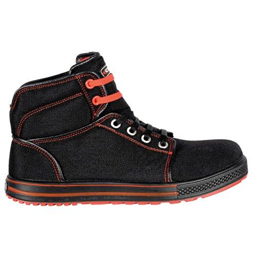 Cofra 35130-000.W39 Tap-In S3 SRC Chaussures de sécurité Taille 39 Noir