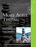 More Agile Testing: Learning Journeys for the Whole Team (The Addison-Wesley Signature)