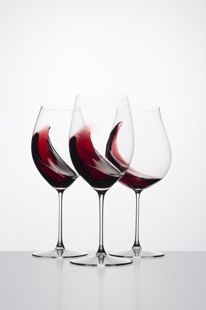 Riedel 6449/0 Veritas Cabernet/Merlot Wine Glasses, Set of 2, Clear by Riedel (Image #5)