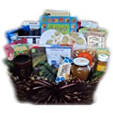 Get Well Gift Basket - Heart Healthy by Well Baskets