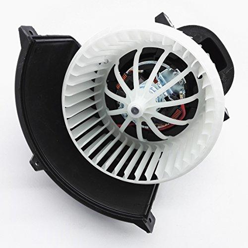 Calentador Blower Motor con jaula frontal para VW Touareg Audi Q7, PORSCHE CAYENNE: Amazon.es: Coche y moto