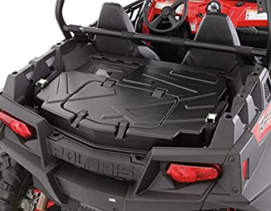 BadDawng Accessories 693-3718-10 Polaris Rzr 800S And 900Xp Accessories  Rear Storage Box - 900Xp Only