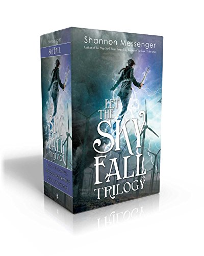 Let the Sky Fall Trilogy: Let the Sky Fall; Let the Storm Break; Let the Wind Rise