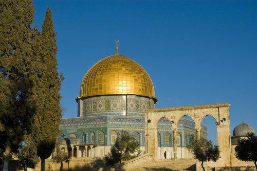 Jerusalem Mosque - 7