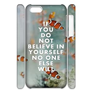 VNCASE Artistic Phone Case For Iphone 4/4s [Pattern-1]