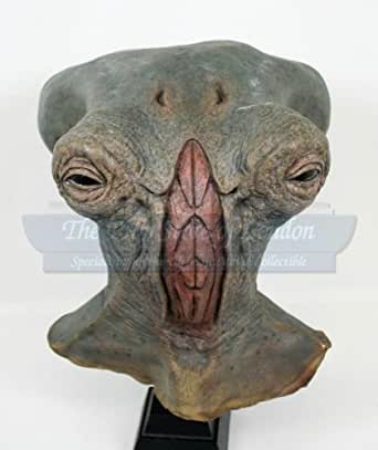 Original Movie Prop - Babylon 5 - Hammerhead Alien Mask