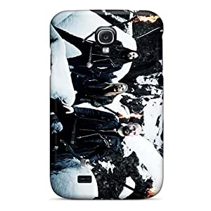 Great Hard Phone Cover For Samsung Galaxy S4 With Allow Personal Design High-definition Bathory Band Image DannyLCHEUNG