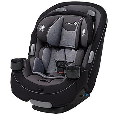 Safety 1st Grow & Go Convertible 5-100 Pound Car Seat, Harvest Moon (CC138DWV)
