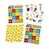 Paper ABC Bingo Game