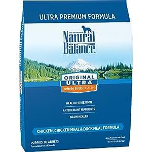 Natural Balance Ultra Premium Dog Food Coupons