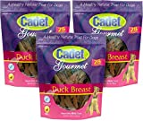 (3 Pack) Cadet Duck Dog Treat (28 Ounce Per Pack)