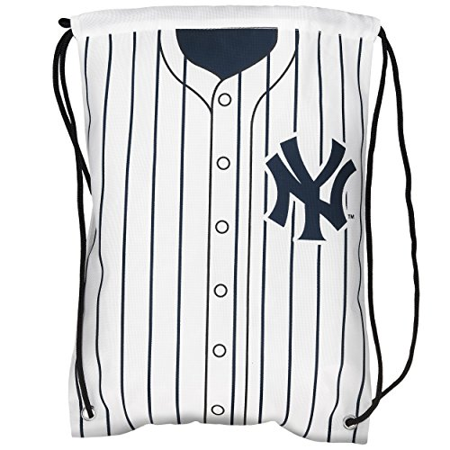Sanchez Bag - FOCO New York Yankees Sanchez G. #24 Player Drawstring Backpack
