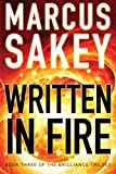 Written in Fire (The Brilliance Trilogy)