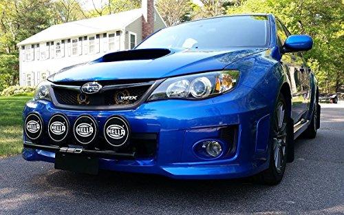 Fits 2008 Subaru Wrx And Sti Rally Light Bar Bull Bar