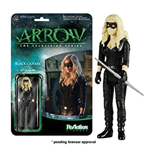 515s3hB2ZKL. SS300 Arrow Black Canary ReAction 3 3/4-Inch Retro Action Figure