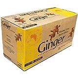 [ INFUSION 100% JENGIBRE ] Set de 2 cajas de infusión con jengibre 100% natural | La magia del rizoma del jengibre! | 2…