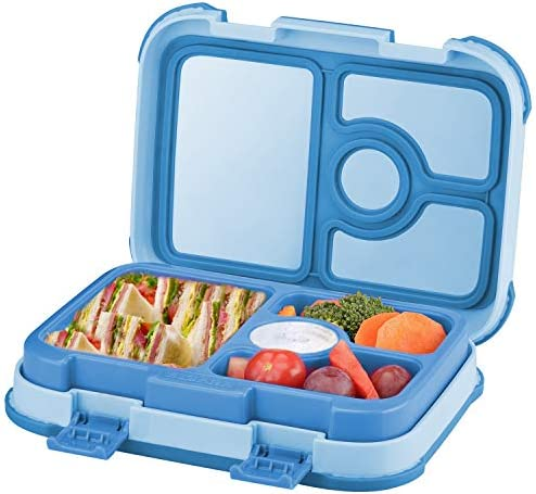 Leakproof 4 Compartment BPA Free Container Containers product image