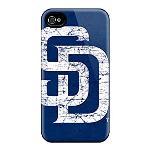 For Iphone 4/4s Protector Case San Diego Padres Phone Cover