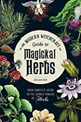 Incorporate herbs into spells, rituals, and divination with this all-inclusive guide to the benefits of using herbal magic in witchcraft.From creating potions to using dried herbs in rituals, herbal magic is a natural way to practice witchcra...