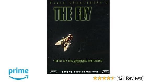 d6895b4facd Amazon.com: The Fly [Blu-ray]: Jeff Goldblum, Geena Davis, Michael ...