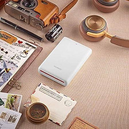 Impresora fotográfica con 5 Paquetes de Papel