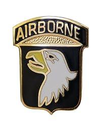 Epic Militaria Replica US 101st Airborne Pin Badge